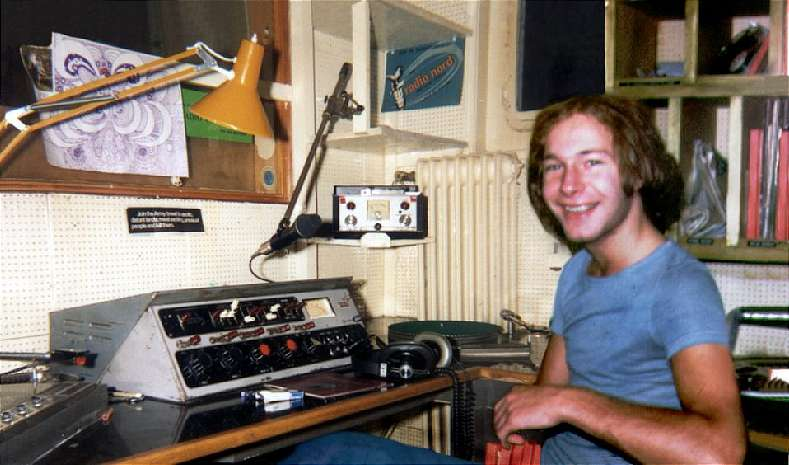 Norman Barrington 1974