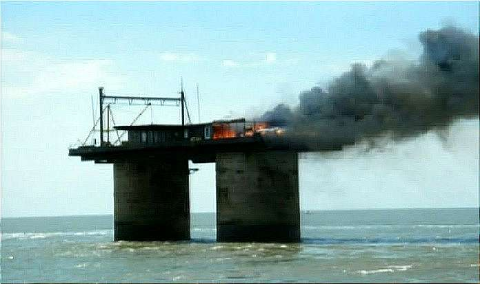 Sealand On Fire 1